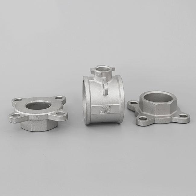 三片式硅溶胶铸件